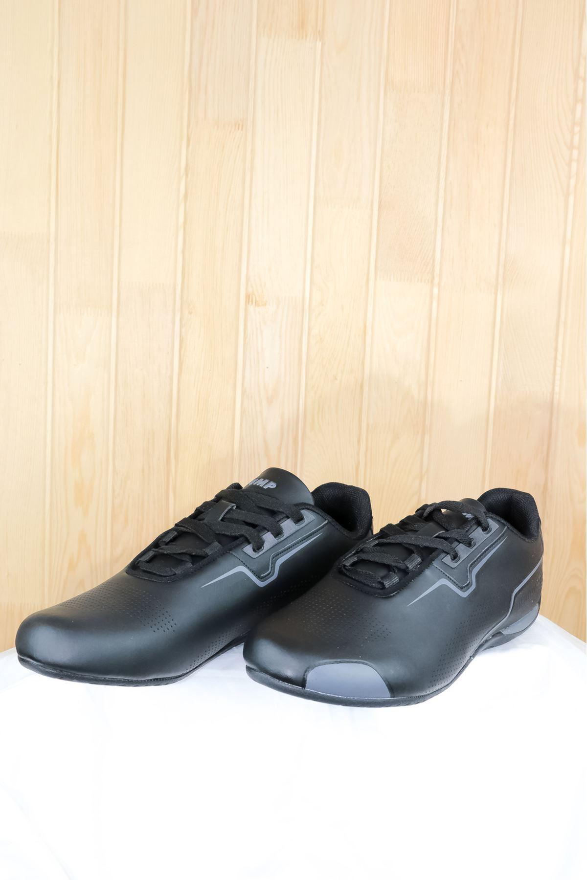 Jump - 26467 Siyah Erkek Spor Ayakkabısı