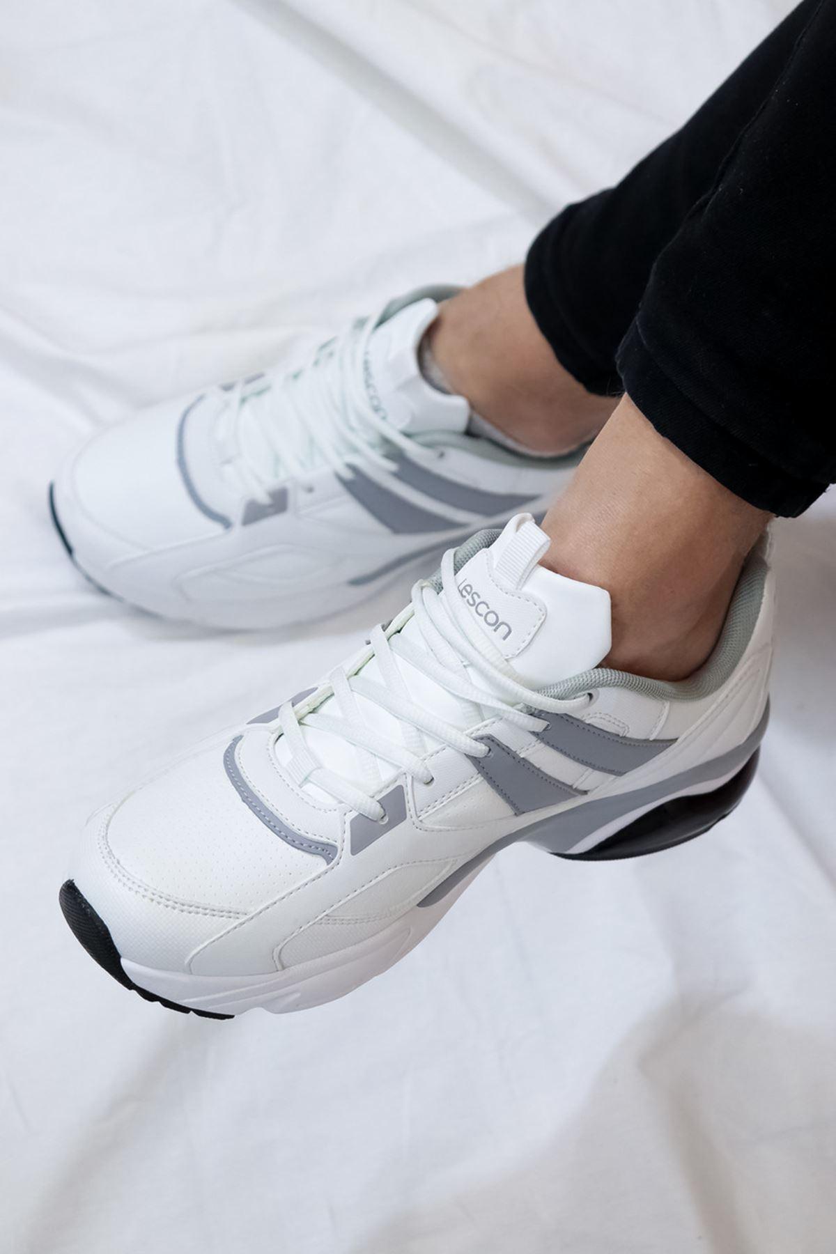 LESCON - Airtube Debut 2 Beyaz Spor Ayakkabısı