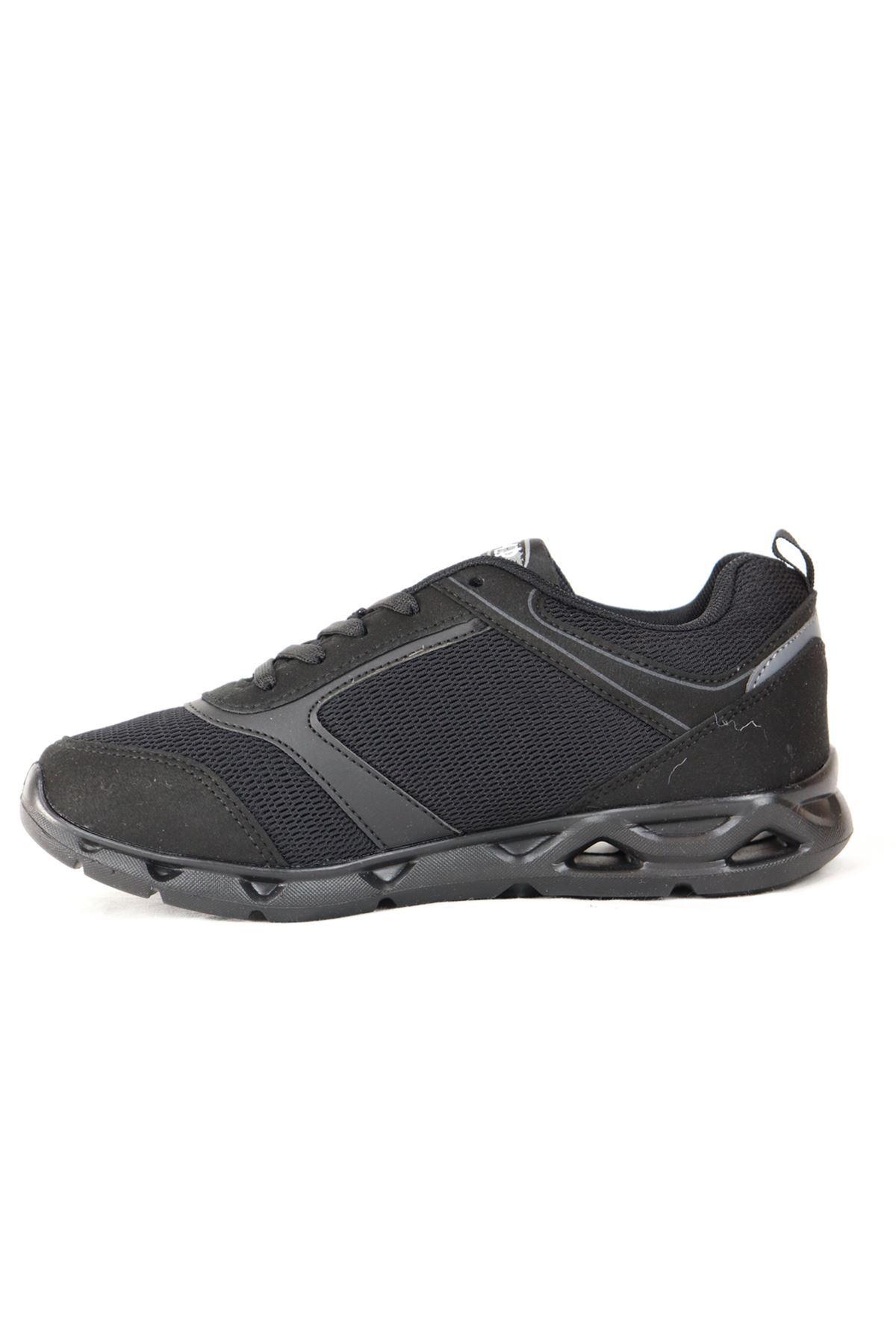 MP - 201 - 7404ZN - Siyah Kadın Spor Ayakkabısı