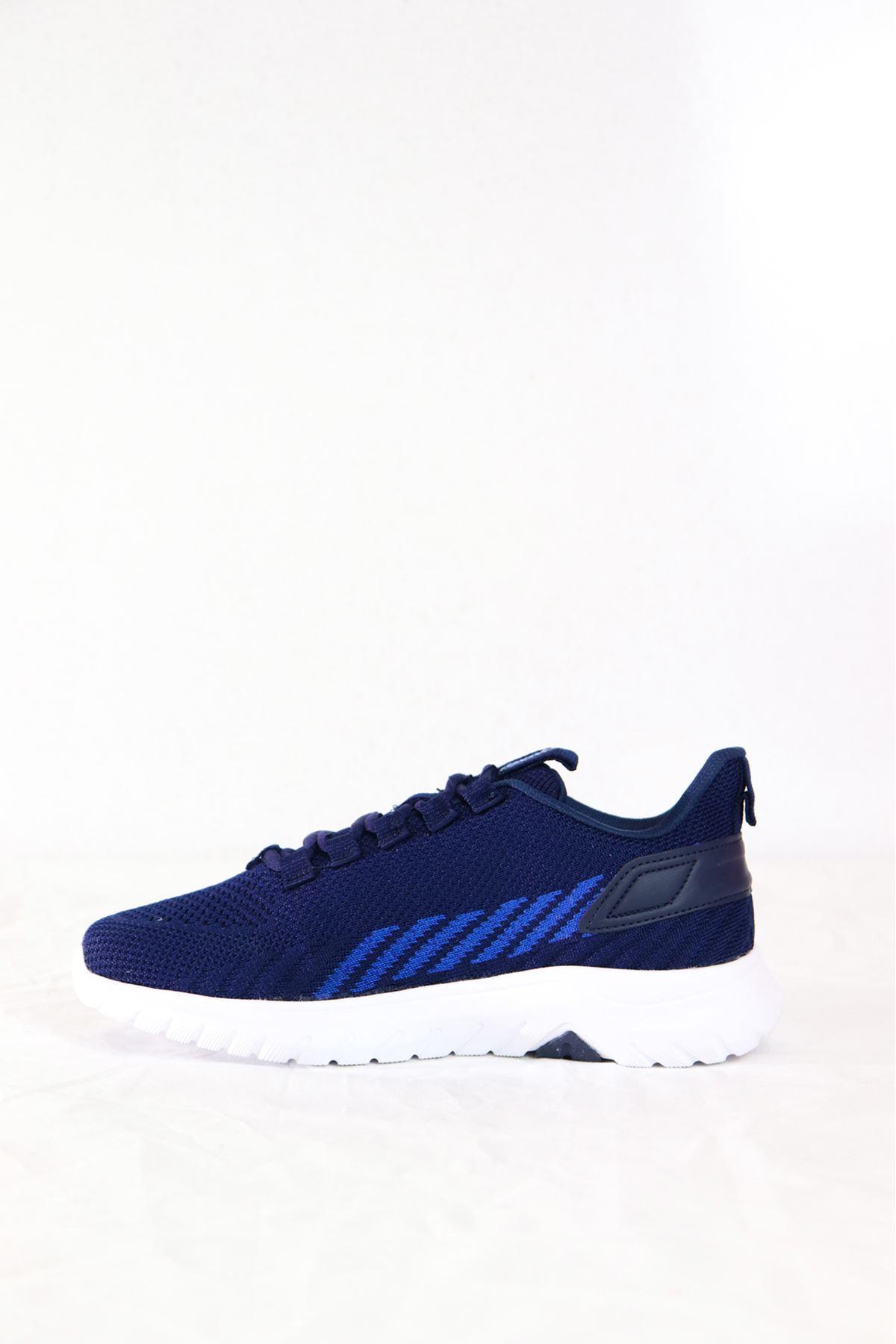 Jump - 26441 - Lacivert Kadın Spor Ayakkabısı